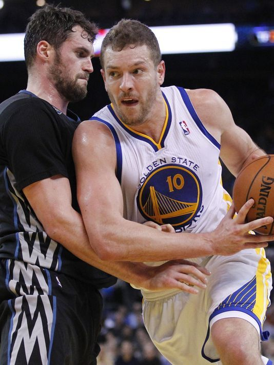 Warriors, Timberwolves talking Kevin Love trade