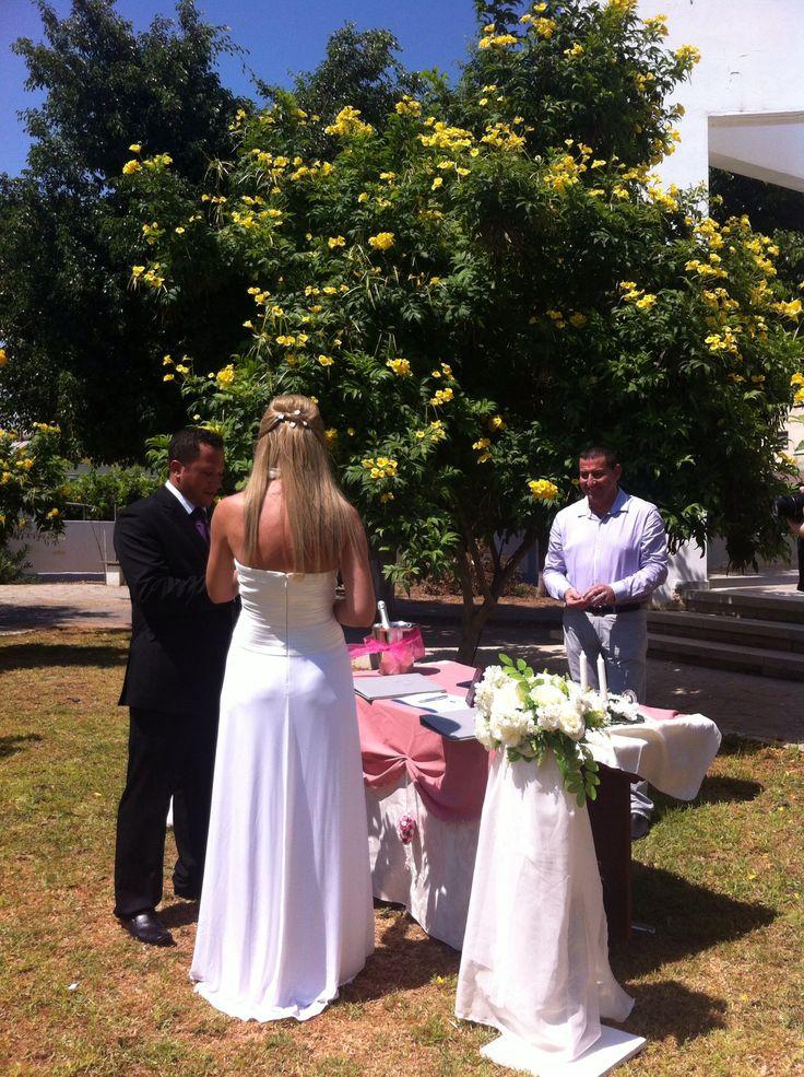 Sotira Town Hall' Gardens Wedding Venue (Municipality of Sotira, CYPRUS)