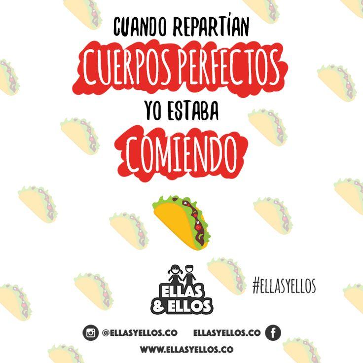 Comiendo y mucho!  #frasesdeellasyellos #ellasyellos #comer #comida #food