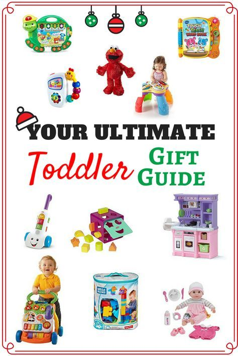 This Christmas gift guide for kids has it all! These are the best ideas for teaching toys for toddlers presents for this Christmas. All the best gift ideas for baby in 2017 in one place! There's even a great classic toys for kids from way before 2016 to pick up this holiday! #Christmas #christmasgifts #christmastime
