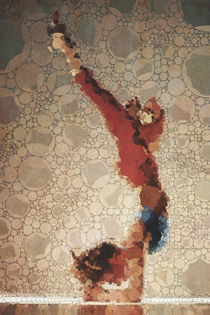 Yoga Art - John Dalton