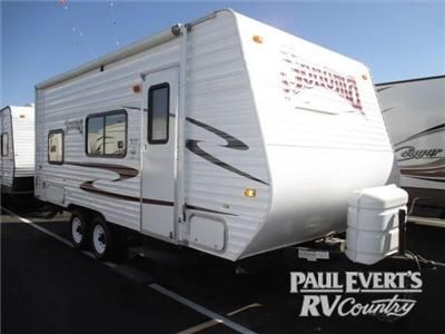 blue book for travel trailers