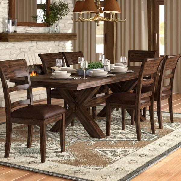 You Ll Love The Burnsdale 7 Piece Dining Set At Joss Main With