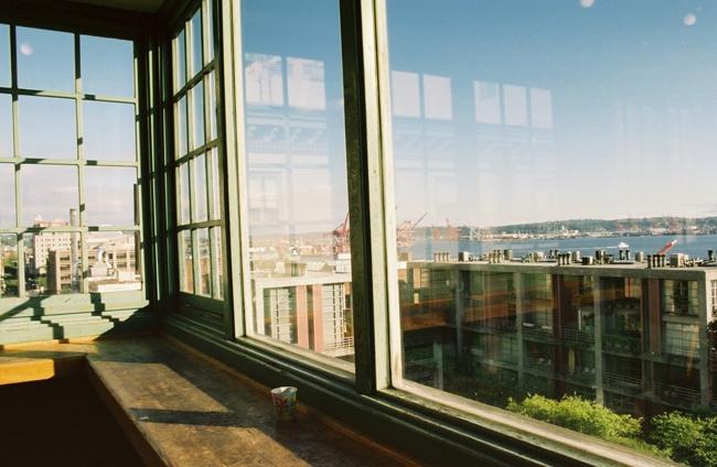 Seattle Studio apartment, Seattle, Places