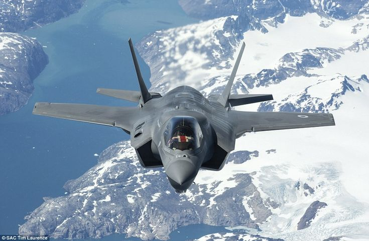 Each of the new F35 jets costs £100million. They are the first vertical take-off planes si...