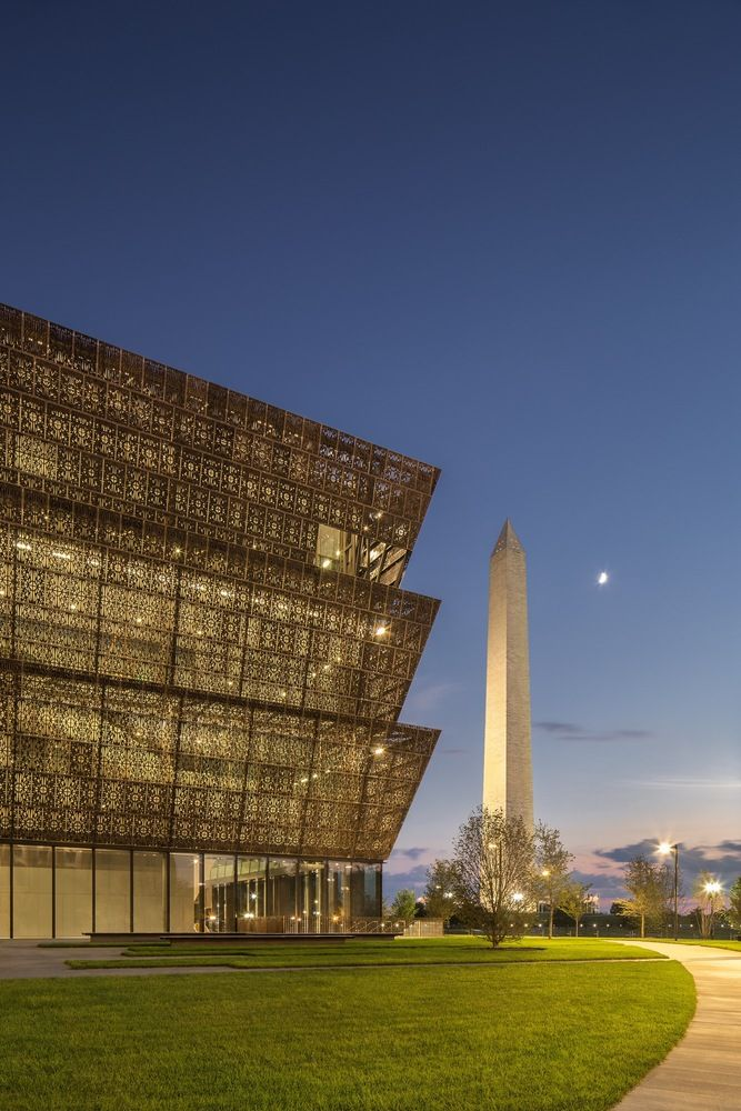 Gallery of Adjaye's National Museum of African American History & Culture Photographed by Brad Feinknopf - 4