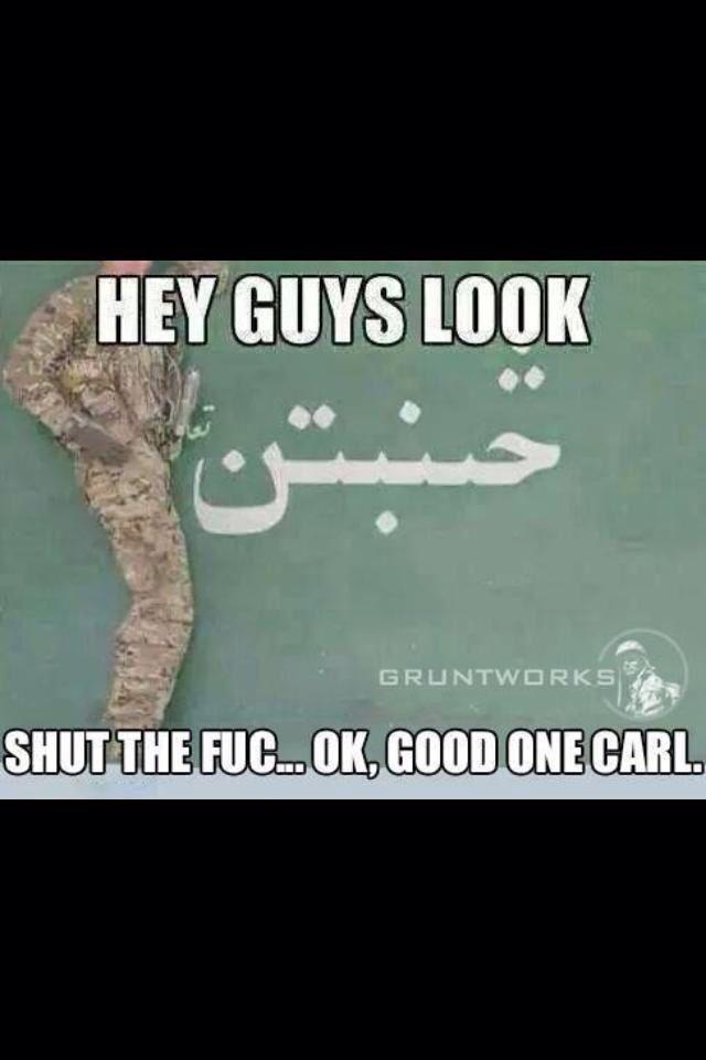Ok-- Good one Carl!