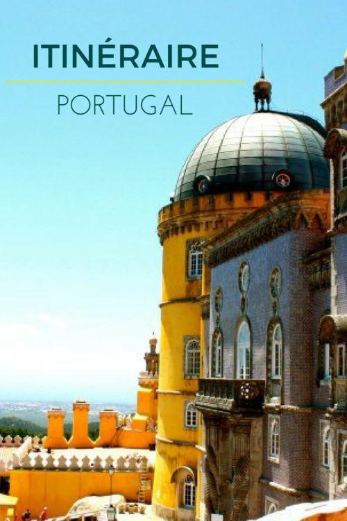 Itinéraire - 12 jours au Portugal, sans voiture! Découvrez les meilleurs quartiers de Lisbonne, le centre, Porto, et les plages de l'Algarve.