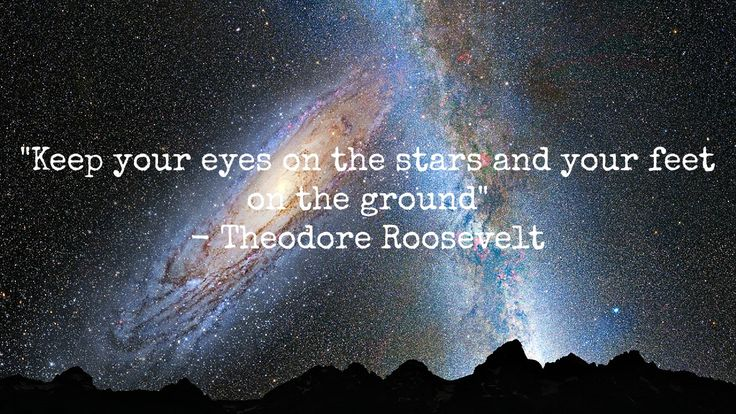 The mindset you need to reach the stars. #RocketYourProfit