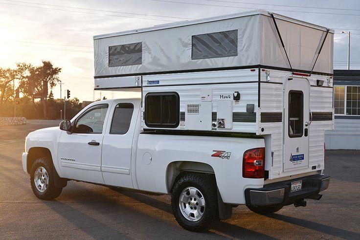 2018 Four Wheel Camper Hawk Review Short Bed Truck
