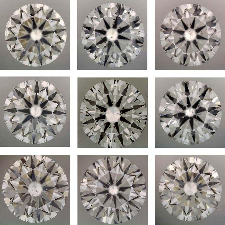 22 best Understanding Diamonds! images on Pinterest Diamond - diamond clarity chart
