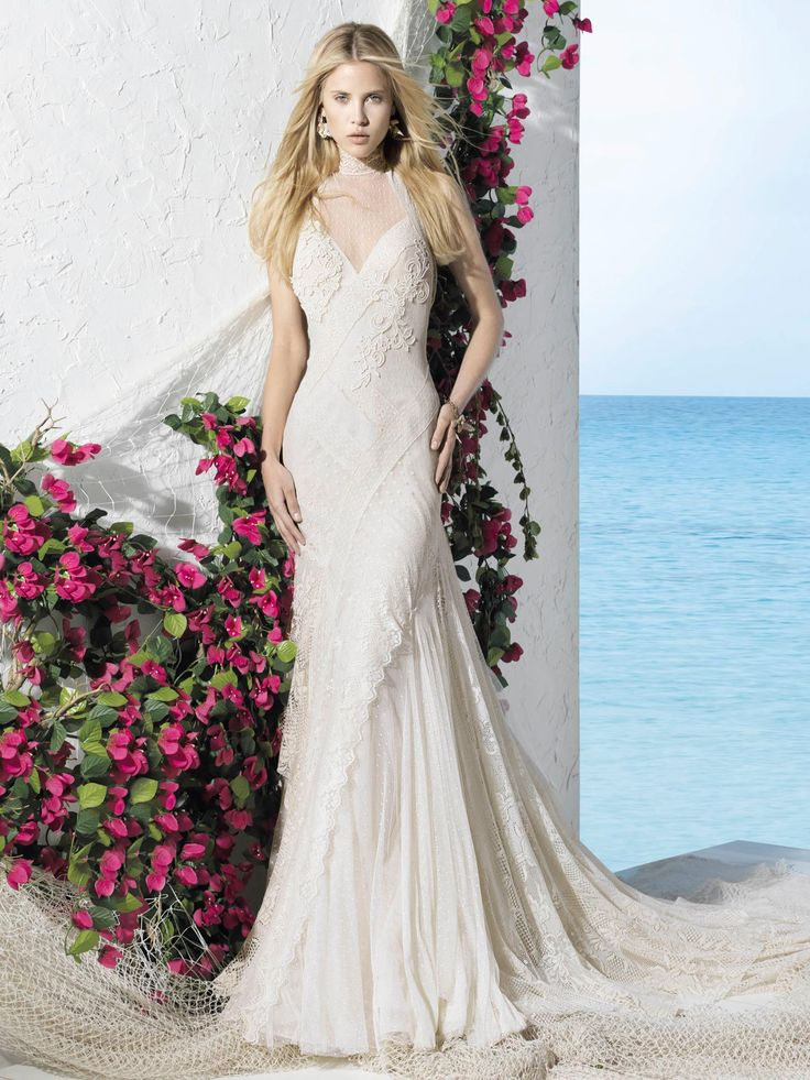 Bohemian Hippie Style Wedding Dresses Argelia wedding dress