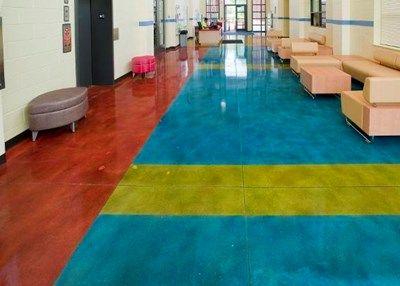 36 Best Concrete Floors Images On Pinterest Cement
