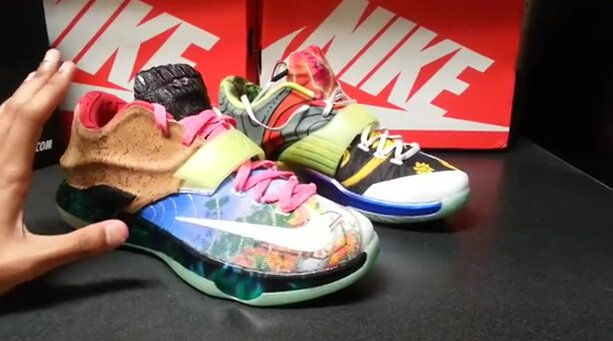 b9a606401210 KD 7 What The KD 7 Glow In The Dark