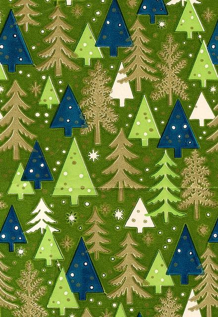 xmas tree forest by xtinalamb, via Flickr