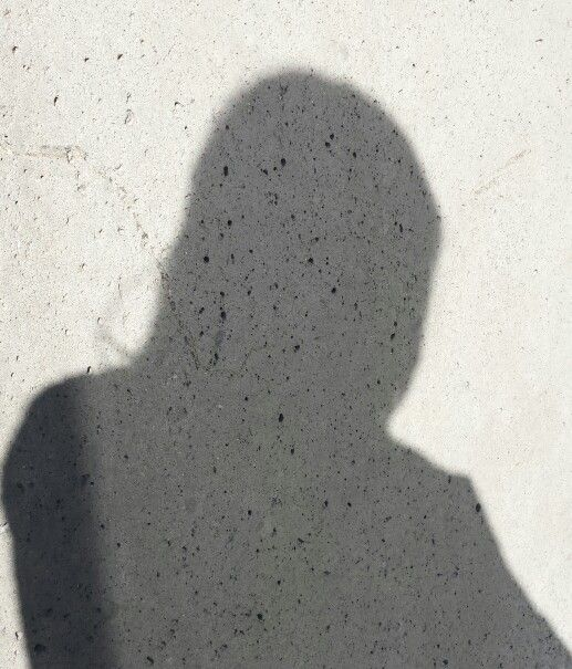 #shadow #concrete #selfie