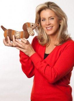 Free crochet dachshund pattern!!!! <3<3