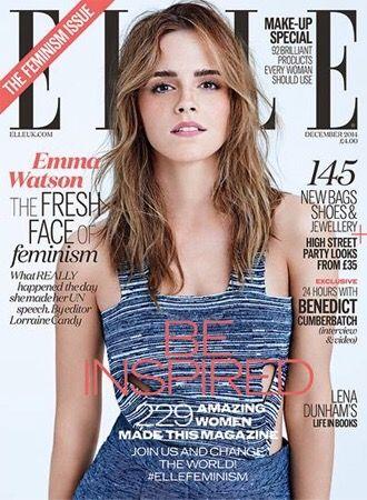 Emma Watson - Dec. 2014 U.K. Cover
