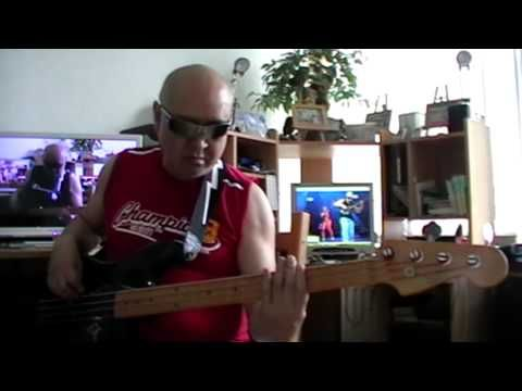 Bob Roha - Jazzfunk/Fusion Bassist in the Netherlands