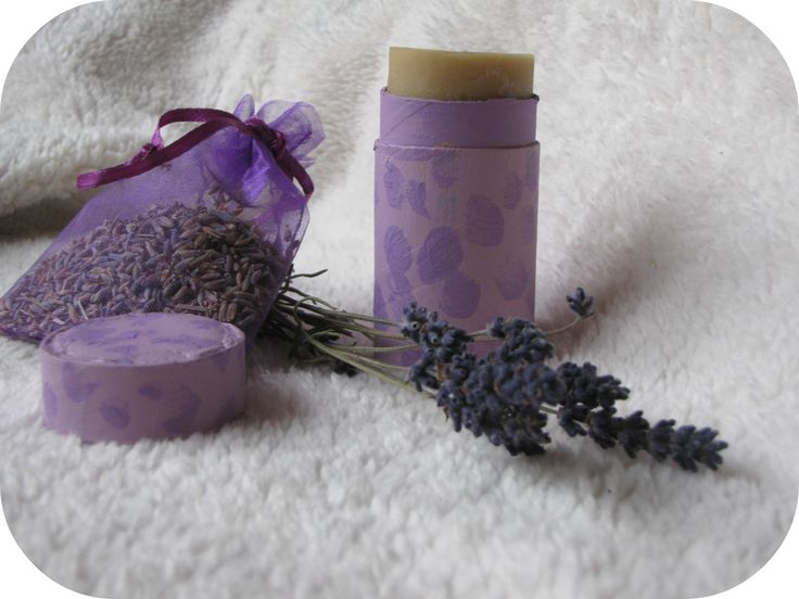 DIY tuhý parfém
