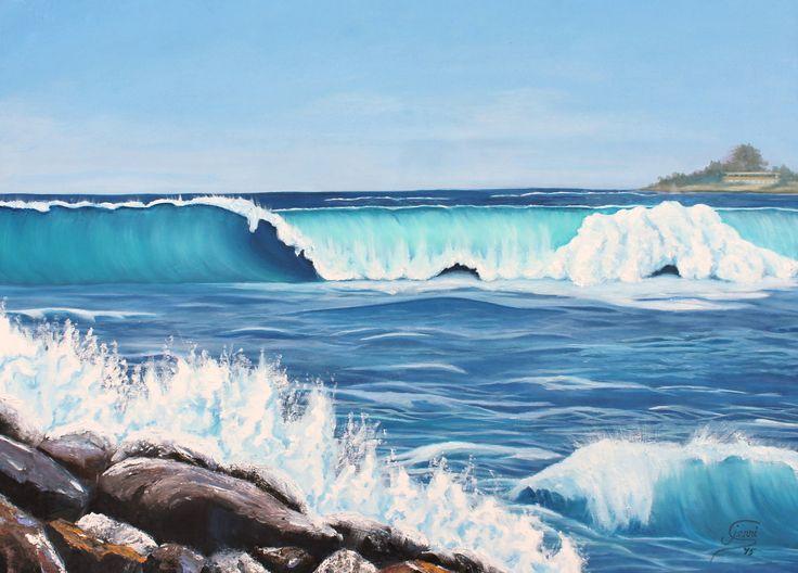 Sneak peak _unfinished....Oils on Canvas