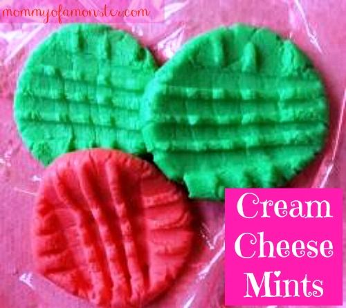 20 best Cream Cheese Mints images on Pinterest | Cream cheese ...