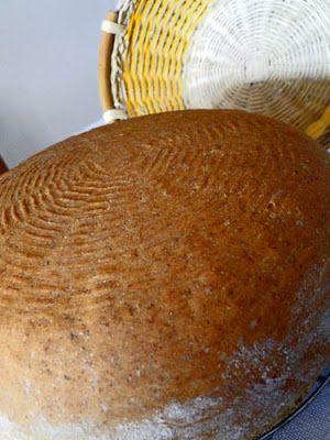 kudy-kam: Špaldový chlebík pšeničný