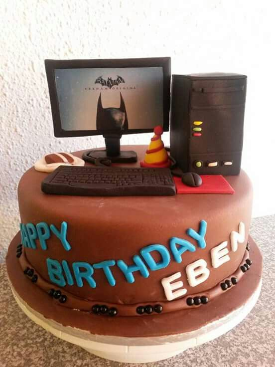 17 best ideas about Computer Cake on Pinterest Cookies ...