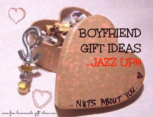 25 Best Ideas About Homemade Boyfriend Gifts On Pinterest