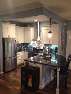 Kitchen In A Senior Living Community In Raleigh Nc