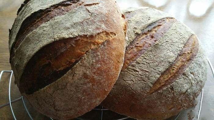 Rustikální chlebík
