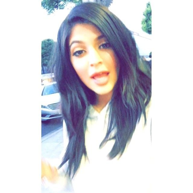 Kylie Jenner Snapchats Herself Singing! Is She Any Good