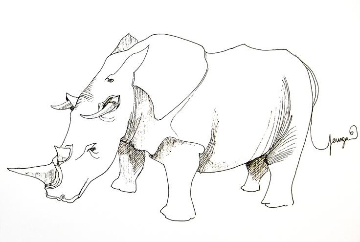 Rinocefante