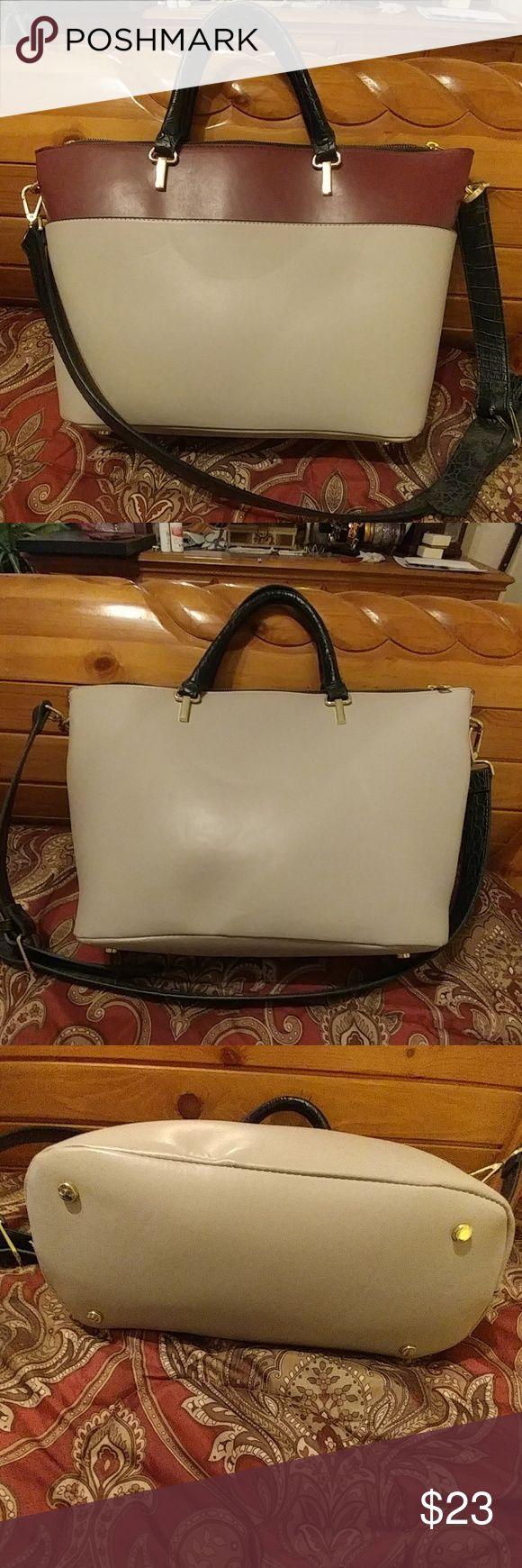 H&M handbag Satchel used once H&M Bags Satchels