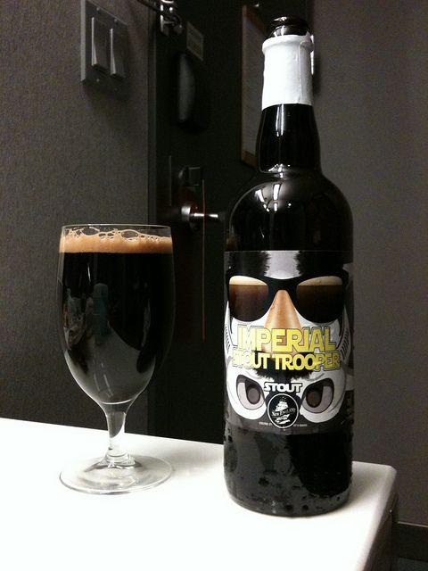 2010 New England Brewing Co Imperial Stout Trooper   Flickr – Compartilhamento de fotos!