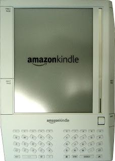 Retromobe - retro mobile phones and other gadgets: Amazon Kindle (2007)