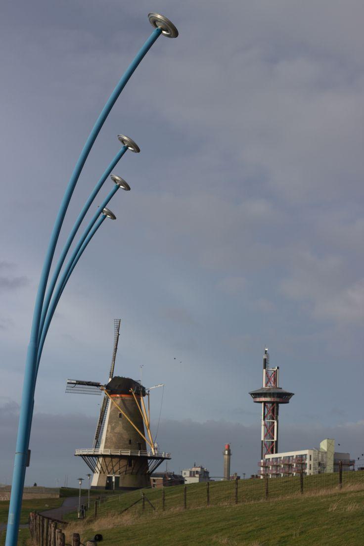 Vlissingen, Oranjedijk