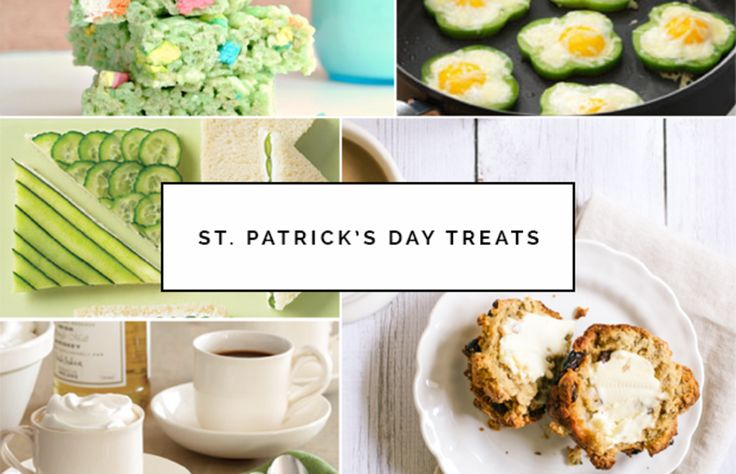 St. Patrick's Day is just around the corner, and we're channeling a bit of Irish luck!