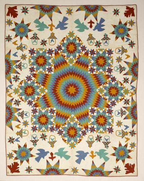42 Best Bethlehem Ideas Images On Pinterest: Lonestar Medallion Quilt: Color, Pattern, Whimsy, Scale