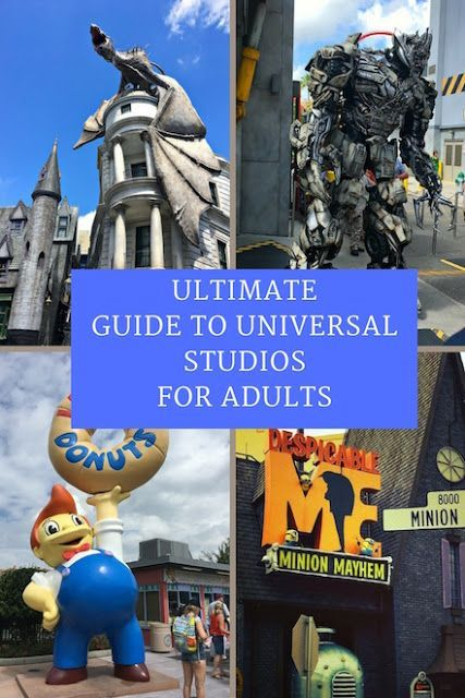 The Ultimate Guide To Universal Studios Orlando For Adults | The Diary Of A Jewellery Lover  Including the Universal app, Express passes, single rider,  the Wizarding World Of Harry Potter and top tips.  Also includes recommendations on where to eat in Universal Studios Orlando and City Walk.