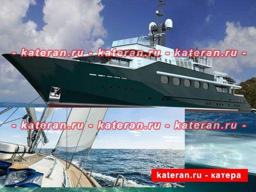 Моторные яхты Freedom