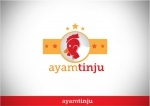 Ayam Tinju Logo