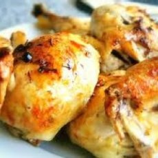 Garlic-Lemon Double Stuffed Chicken | Recipes | Pinterest