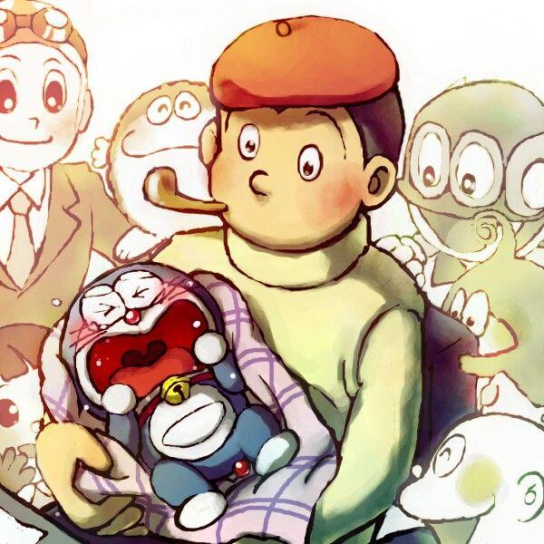 Doraemon #pixiv