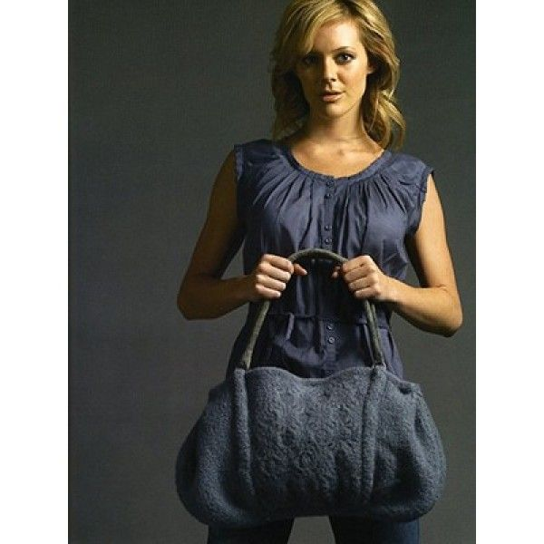 Little Knits Ella Rae Design & Yarns for Handknitting - Book 11- Fourteen Designer Bags to Knit & Felt