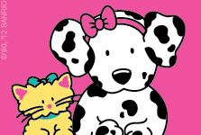 Spottie Dottie is my all time favorite pal.. so cool that she is Sanrio :D