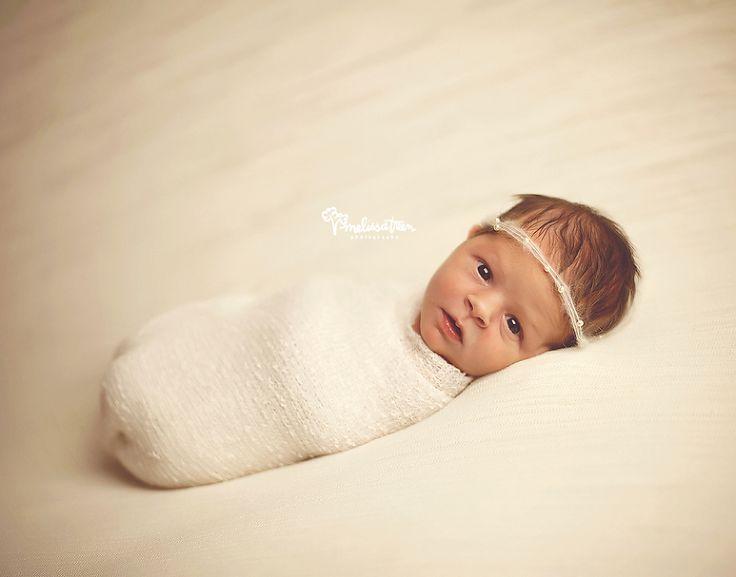Awake baby photos newborn photographer greensboro high point
