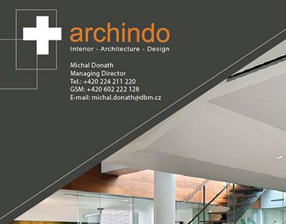 "Check out new work on my @Behance portfolio: ""Archindo Company Profile"" http://be.net/gallery/37583171/Archindo-Company-Profile"