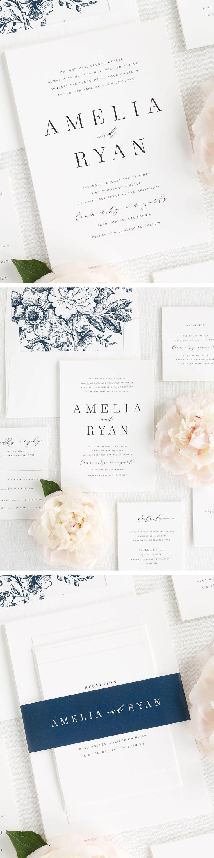 Best 25 Formal wedding envelope ideas ideas on Pinterest