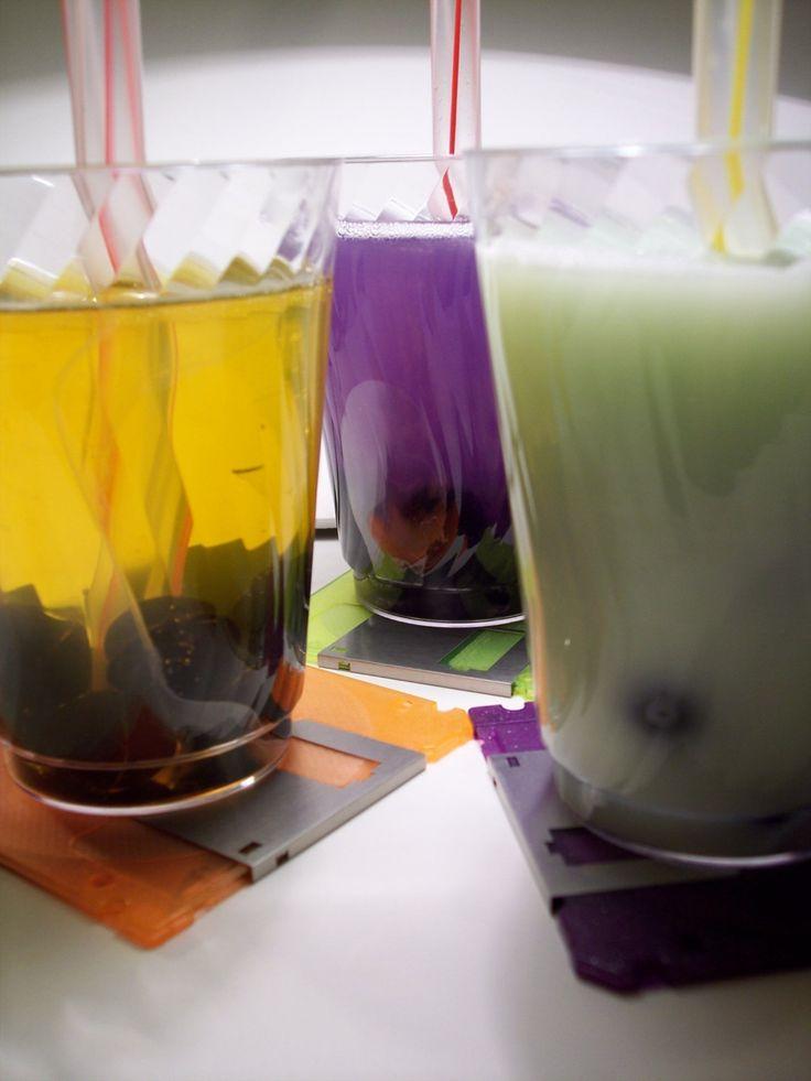 Petite Hermine: Simple Bubble Milk Tea Recipe